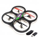 WLToys V262 V2 Cyclone Large Quadcopter UFO 2.4G RTF with Camera