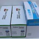 New Drum & 2 Toner Cartridge DR-TN-650-620 Brother Printer