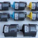 8 Toner Cartridge Black Cyan Magenta Yellow for Samsung CLP-300N CLX-2160 3160FN