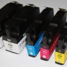 2 Black 3 Color 200XL ink for Lexmark OfficeEdge Pro 4000 5000 5500 5500T Hi Yl