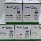 New 5 Toner Cartridge HP Color LaserJet Printer CP1215 1518