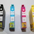 4 ink Cartridge 124 for Printer NX125 NX127 NX130 NX230 NX330 NX420 NX430 WF-320