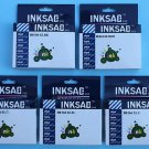 New 5 Ink Cartridge XL 564 for HP C6300 D5460 C6340 C6350 D7560 C6380 C209 C310a