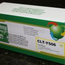 New Yellow Toner Cartridge CLT-Y506L for Samsung CLP-680 CLX-6260 Printer