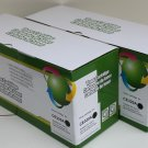 New 2 Black Toner Cartridge CE320A HP Color LaserJet Pro CP1525NW CM1415 Series