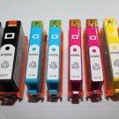 New 8 Ink Cartridge 670XL for HP Deskjet 3525 4615 4625 5525 6525