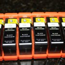 New 6x Black ink Cartridge for Dell Series 21-24 P513w v313w V515w P713w V715w
