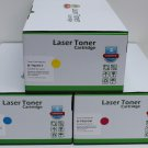 TN210 Cyan Magenta Yellow 3 Color Toner for Brother HL-3045 3075 MFC-9125 9325