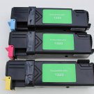 Lots of  3 Toner Cartridge KU051 C WM138 M PN124 Y for Dell 1320