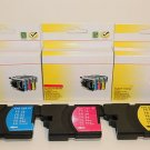 6 Color LC61 Ink Cartridge Brother 670CD 670CDW 930CDN