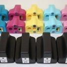 Lots of 14 Printer Ink Cartridge for 02 HP D7355 D7360 D7460 HP02