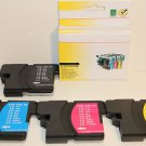 Lots of 5 LC61 Ink Cartridge Brother MFC-670CD 930CDN 930CDWN