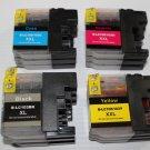 Lots of 8 Ink Cartridge LC103 XL for Brother MFC-J475DW J650DW J870DW J875DW