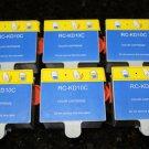 New 6 x Color Ink Cartridge 10c For Kodak ESP 5250 7250 Office 6150 Hero