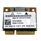 Dell Inspiron Mini 1018 Laptop WiFi Wireless Network Card C5J14