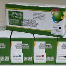 Lots of 4  128A Toner Cartridge 2b3C HP LaserJet Pro CP1525 CM1415