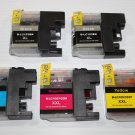 New Ink Cartridge LC103 XL Ink for Brother DCP-J152W MFC-J245 J285DW