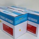 Lots of 2 Printer Toner Cartridge HP CM-1312nfi CB542A Yellow
