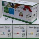 New 4 Color Toner Cartridge for HP Printer CP-1210 1215 1510 1515 1518ni CM1312