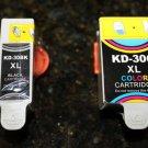 2 XL ink Cartridge for Kodak Hero 3.1 5.1 Office 2150 2170 ESP C310 C110