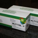 Lots of 2 Toner Cartridge 116 MLT-D116L for Samsung Xpress M2625 M2626 M2825DW