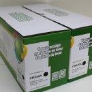 2x Black Toner Cartridge 125A CB540A for HP CP1210 CP1215 CP1515 CP1518 CM1312