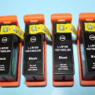 4 x Black Ink Cartridge 100XL for Lexmark S301 815 S505 S605 Pro 901 905 205 705