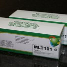New 2 x Toner Cartridge MLT-D101s for Samsung ML-2165 SCX-3405 SF-760P Series