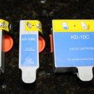 3 x Ink Cartridge 10 for Kodak ESP 3 5 7 9 3250 5100 5250 5300 5500 7250 6150 6.1
