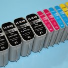New 4 Black & 6 Color Ink Cartridge 940XL for HP Officejet Pro 8000 8500 8500A