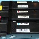 New 3x Yellow Toner Cartridge  for Dell Printer 2150 2155 cn cdn 331-0718 0717 0716