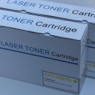 New 2x Yellow Toner CLT-Y407s for Samsung CLP-320 325 CLX-3180 3185
