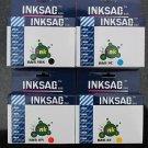 4 PGI-5BK CLI-8C 8M 8Y Ink Cartridge For Canon Printer