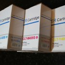 New 3 x Toner cartridge for Samsung Color Laser Printer CLP-315 CLX-3170 3175