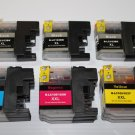Lots 12 High Yield Ink Cartridge LC103 XL Ink for Brother DCP-J152W MFC-J245