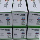 Lots of 6 Toner TN-360-330 for Brother HL-2140 2170 MFC-7340  7840w DCP-7030 7040