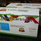 2x Toner Cartridge 80A CF280A for HP LaserJet Pro 400 M401a M401d M401dn M425dw