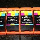 4 Ink Cartridge Dell Series 21,24 T110n P513w P713w v315 v715w High Yield