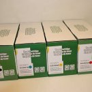 For HP 4 Toner Cartridge CC530A CC531A CC532A CC533A Nu
