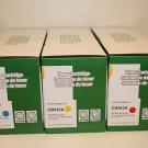 New 3 x Color Toner HP CP1215 CP1210 CP1510 CP1515N CP1518NI