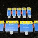 5 x Black & 4 Color 10 Ink Cartridge for Kodak ESP 3250 5250 7250 Hero