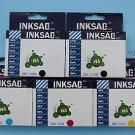 5 Ink Cartridge PGI-220 CLI-221 Canon IP 3600 4600 4700