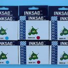 Lots of 6 ink Cartridge for Canon IP 5300 6600 6700