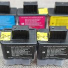 5 LC41 Ink Cartridge for Brother Fax 1940cn 2240cn 2440cn MFC-210 410 420 610