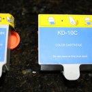 32X pack 16B&16C #10 Ink Cartridge Black&Color For Kodak EasyShare 5250 7250 6150