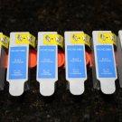 New 6 x Black ink Cartridge 10 for Kodak 5100 5250 5300 5500 6150 ESP3 ESP5 ESP7