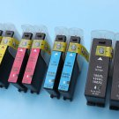 New Lots of 8 Ink Cartridge 100XL for Lexmark S305 Pro 205 805 901