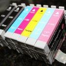 7 x ink Cartridge 98-99 for Artisan 700 710 725 730 800 810 835 837