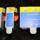 New 2 x Ink Cartridge DW-905 906 Dell Series 20 All-in-One Printer P703W