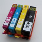 4 x Ink Cartridge 920XL Officejet 6500 All-in-One Printer